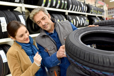 Buying new tires