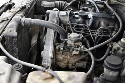 Diagnostic of engine
