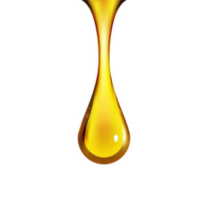 Drop of fuel