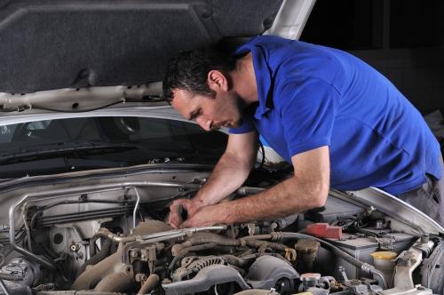 Inspecting engine